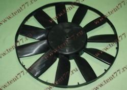 Вентилятор  двигатель 406 (11 лопастей) на электровентилятор