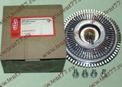 Муфта вентилятора вязкостная  двигатель Cummins 2.8  Газель 3302