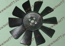 Вентилятор  двигатель 402,406 (10 лопастей)