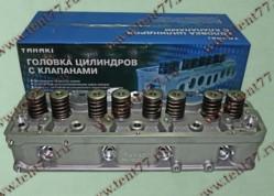Головка блока цилиндров  двигатель 4216 (с ГБО)