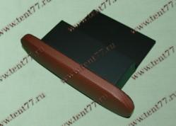 Подлокотник на дверь Газель 3302 с бардачком коричневый