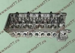 Головка блока цилиндров  двигатель 406, 405, 409 (5-ти опорная) Оригинал