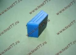 Подушка двигателя  Газель 3302 синий силикон