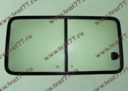 Окно раздвижное боковины Газель 3221, 2705 левое