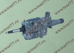 КПП  Газель 33027, 27527 БИЗНЕС (п/привод 4х4) двигатель Cummins 2.8
