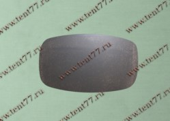 Зеркальный элемент  Газель 3302 старого образца плоское