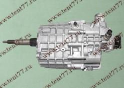 КПП  Газель Некст NEXT двигатель Cummins 2.8 ЕВРО-4 (330 Н/м) усиленная