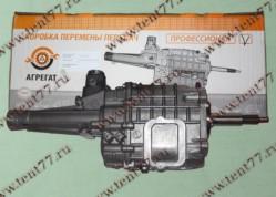 КПП  Газель 3302, 2217 полный привод 4х4