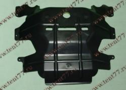Защита двигателя Газель 3302 БИЗНЕС  (пластик)