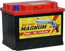 АКБ 6 СТ- 62 п.п. (242x175x190) 510A  Magnum