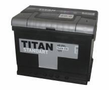 АКБ 6 СТ- 60 о.п. (242x175x190) 540A  TITAN STANDART