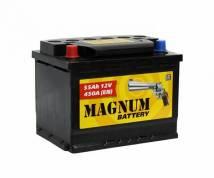 АКБ 6 СТ- 55 п.п. (242x175x190) 450A  Magnum