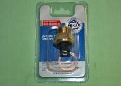 Датчик включения  вентилятора радиатора Газель 3110, 3302, ВАЗ (92-87*С) ПЕКАР