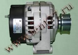 Генератор Газель 3302, 3110 двигатель 405, 406, 409 (90А), Болгария