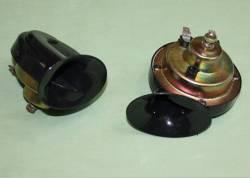 Сигнал звуковой Газель 3110, 3302 низ|выс. тон нового образца ф|уп.