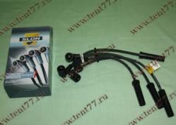 Провода высоковольтные Газель 3302 БИЗНЕС,УАЗ двигатель 4216 ЕВРО-4 силикон (после 09.2011г)