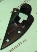 Накладка кронштейна зеркала Газель 3302 (н/об) левая