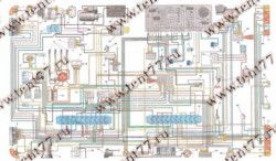 Автопроводка Газель 3302 двигатель 406