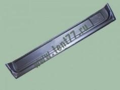 Накладка ремонтная двери сдвижной ГАЗ 2705 внутренняя