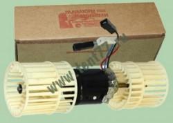 Электро двигатель отопителя ОСА 9000.12 (12В) в сборе с крыльчаткой
