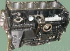 Блок цилиндров на двигатель Газель 406