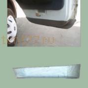 Внутренняя ремонтная накладка на дверь Газель нижняя правая