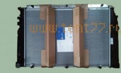 Радиатор охлаждения двигателя на Газель Некст NEXT 3-х ряд.алюм. двигатель Evotech
