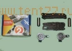 Комплект для ремонта ГРМ на Газель ЗМЗ двигатель 406 (2 зв., 2 нат., 2 цепи) EВРO-2 72/92 Киров
