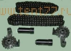 Ремкомплект ГРМ на Газель ЗМЗ двигатель 406 (2 зв, 2 нат., 2 цепи) ЕВРO-3 72/92 Киров