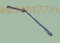 Вал карданный Газель 3302 (удлин. база) 3.35м. (с 1-им подвесн.) (г. Арзамас)