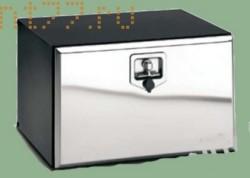 Ящик инструментальный (500х350х400) дверь нержавейка