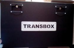 Ящик инструментальный (800х500х500) с полкой