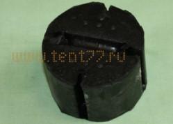 Подушка крепления глушителя на Газель ГАЗ-3302, 3307 (круг)