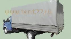 Комплект Тент  и Каркас прямоугольный h-1,9м. L-4,25м.  Импортная ткань