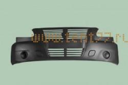 Бампер передний Газель-3302 БИЗНЕС (ABS литой без ПТФ)