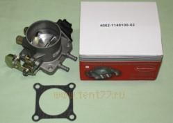Дроссель на Газель двигатель 406 ГАЗ-3302, 3110