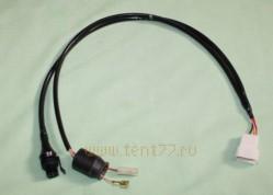Жгут провод к датчику скорости на Газель ГАЗ-3302 н/об. (под круглый разъём)