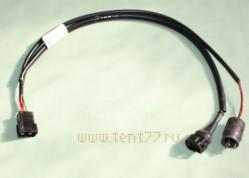 Жгут провод к датчику скорости на Газель ГАЗ-3302 с/об. (под квадратный разъём)