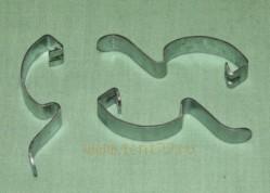 Защелки для корпуса воздушного фильтра на Газель ГАЗ-3302 (к-т 3шт)