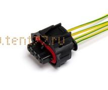 Колодка датчика кислорода на Газель ГАЗ-3302 с проводами
