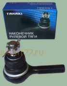 Наконечник рулевой тяги на Газель ГАЗ-3302 правый в сборе TANAKI