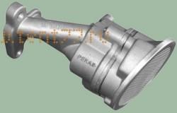 Насос масляный на Газель ГАЗ-3302 двигатель 406, 405  ПЕКАР
