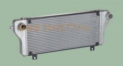 Охладитель Интеркуллер ГАЗ-3302 отработавших газов Газель двигатель Cummins ISF 2.8 FOTON