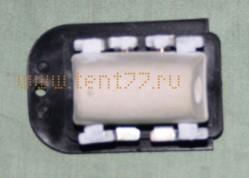 Сопротивление эл/двигатель добавочное отопителя на Газель ГАЗ-3302, 2217