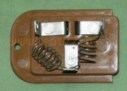 Сопротивление эл/двигатель добавочное отопителя на Газель ГАЗ-3302, ВАЗ 2108-99