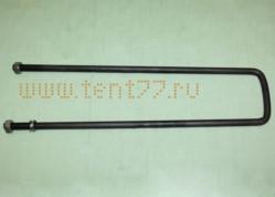 Стремянка кузовная на Газель ГАЗ-3302 410мм