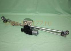 Трапеция стеклоочистителя Газель 3302 Некст в сборе с мотором