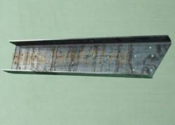 Удлинитель рамы на Газель ГАЗ-3302 (вставка в раму) сверленный правый (L=940 см)