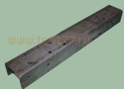 Усилитель рамы на Газель ГАЗ-3302 под амортизатор (задний левый)