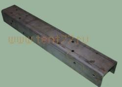 Усилитель рамы на Газель ГАЗ-3302 под амортизатор (задний правый)